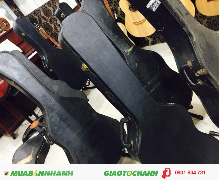 Bán case guitar classical / acoustic giá rẻ0