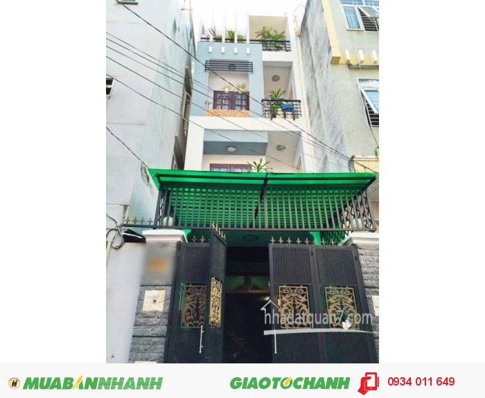 Cần thanh lý nhà phố 3 lầu trước tết, đường Lâm Văn Bền, F.TK, Q7 (MT hẽm 62).