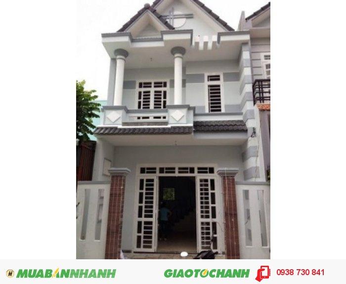 Bán nhà 5x20 nhà mới 100%. giá bán 320 triệu. sổ hồng riêng, đất thổ cư 100%. Chính chủ.