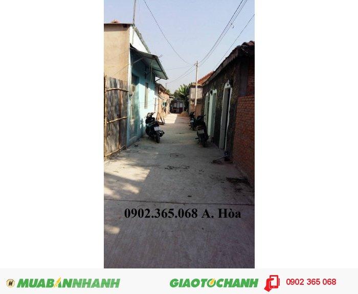 Bán nhà cấp 4, 48m2, giá 550tr, hẻm 3M, Đường Tam Bình,Thủ Đức,