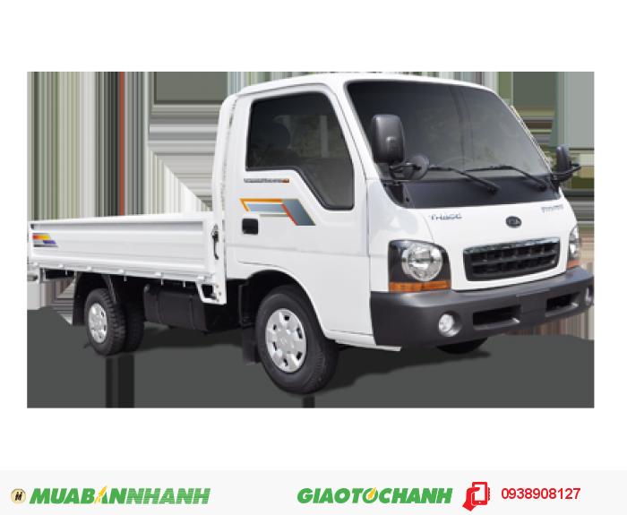 Thaco Kia K190 1,9 tấn, tăng tải trọng, giá tốt, chất lượng vượt trội