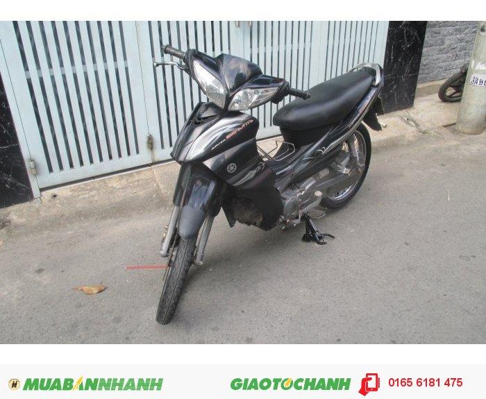 Yamaha Jupiter Gravita 208, màu đen, thắng đĩa