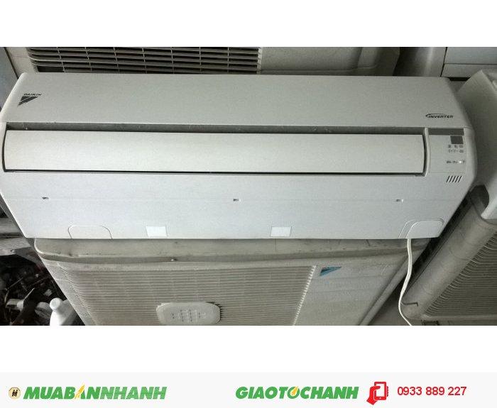 Bán máy lạnh Daikin 1.0hp hàng nội địa nhật inverter mới 90% giá rẻ1