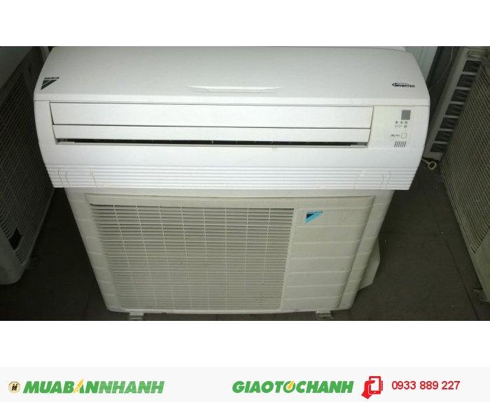 Bán máy lạnh Daikin 1.0hp hàng nội địa nhật inverter mới 90% giá rẻ2