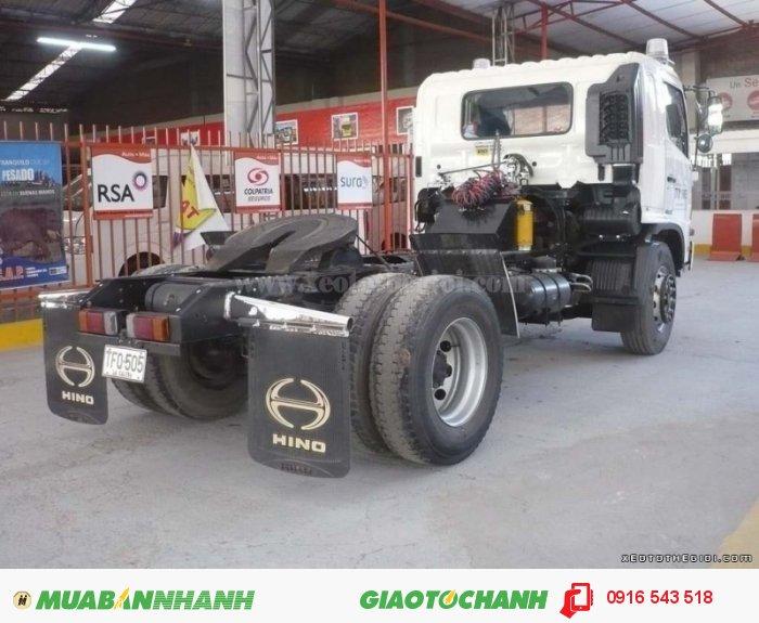 Bán xe tải hino 9T4 FG8JPSL, đóng thùng chở gia súc 2