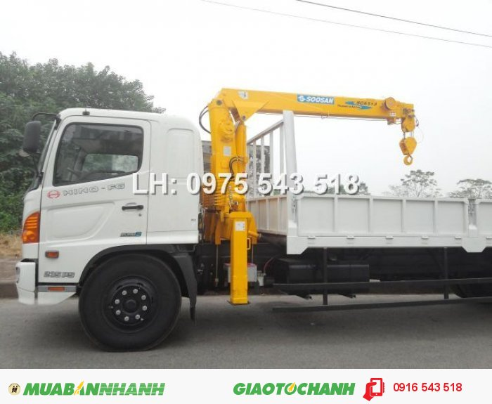 Bán xe tải gắn cẩu Soosan, Tadano, Unic, Dongyang, Atom, Kanglim 0