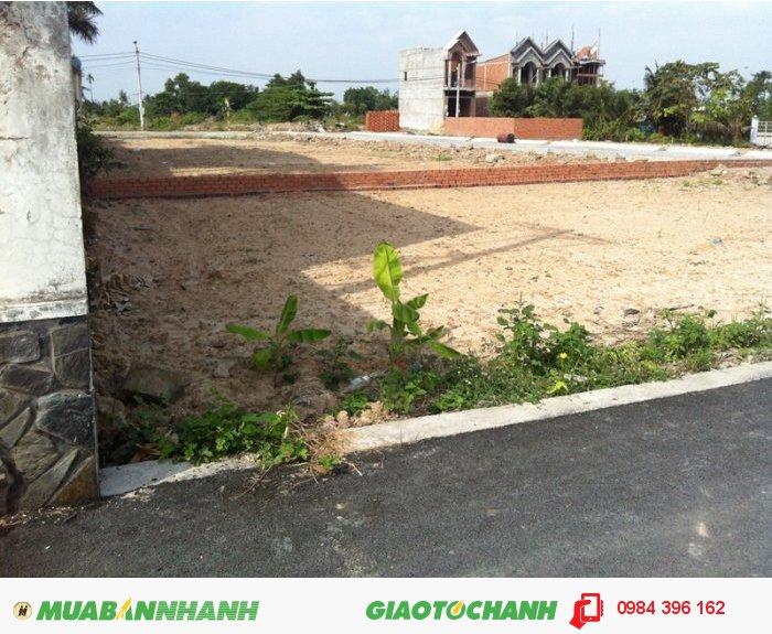 Bán đất mặt tiền đường tỉnh lộ 31, sát sông Sài Gòn, Q.12