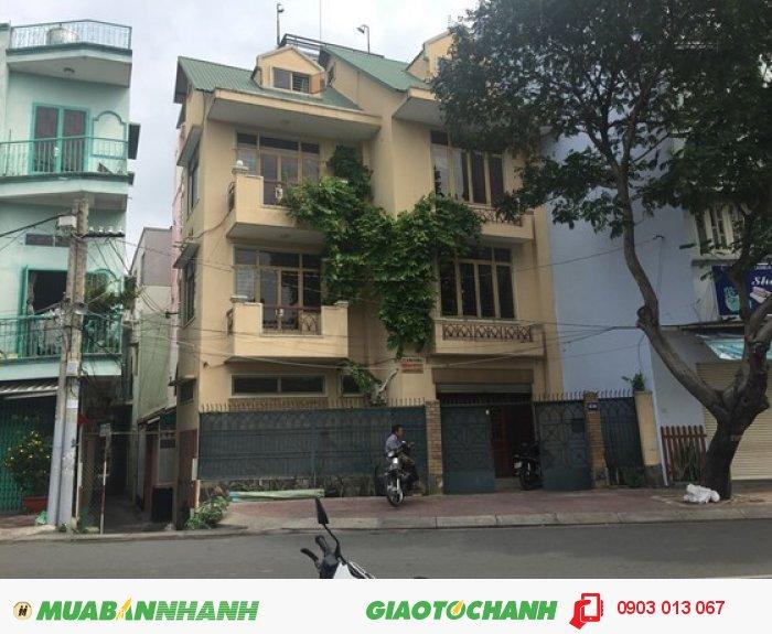 Bán Villa HXH Cao Thắng, Quận 3. DT: 14x14,5, xây Trệt, 2 lầu mới, giá 18 tỷ