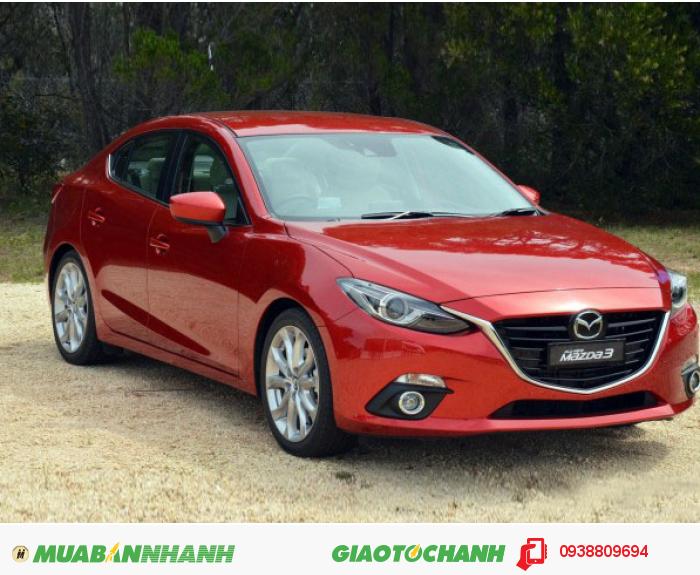 Mazda 3 sản xuất năm 2016 Số tự động Động cơ Xăng
