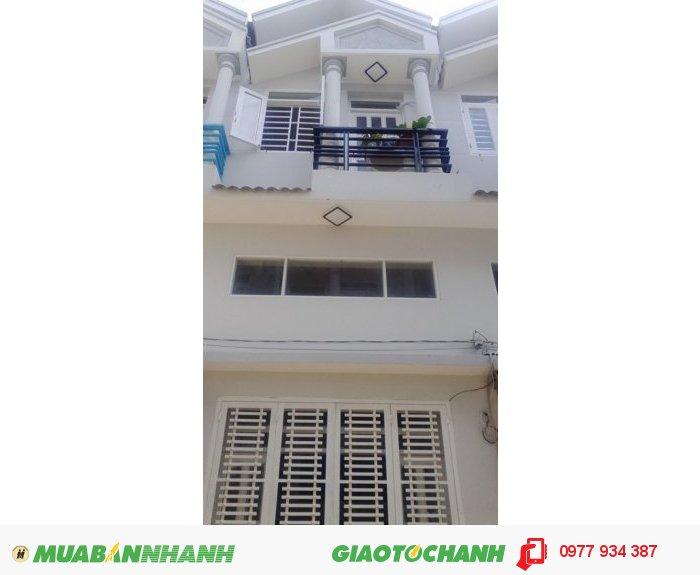 Nhà 3 tầng 3PN – giá 895 triệu/80m2 – Huỳnh Tấn Phát