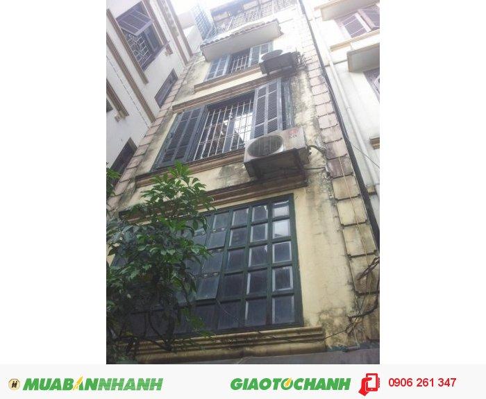 Bán nhà quận Hoàn Kiếm - phố Tràng Thi - Diện tích 39m2, 5 tầng