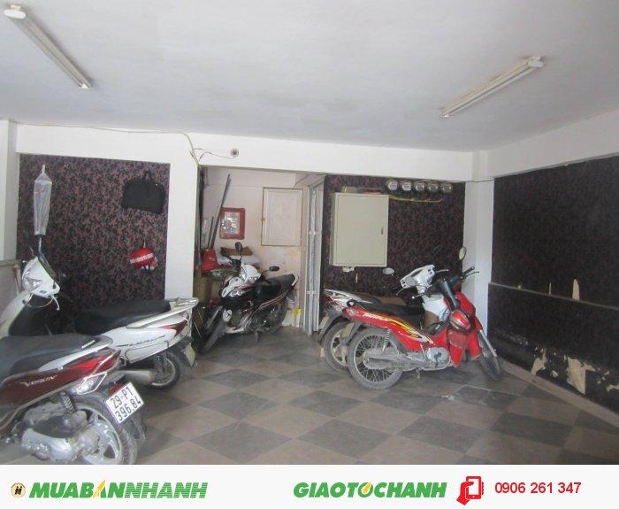 Bán nhà quận Từ Liêm - phố Hồ Tùng Mậu - 61m2 - 7 tầng kinh doanh