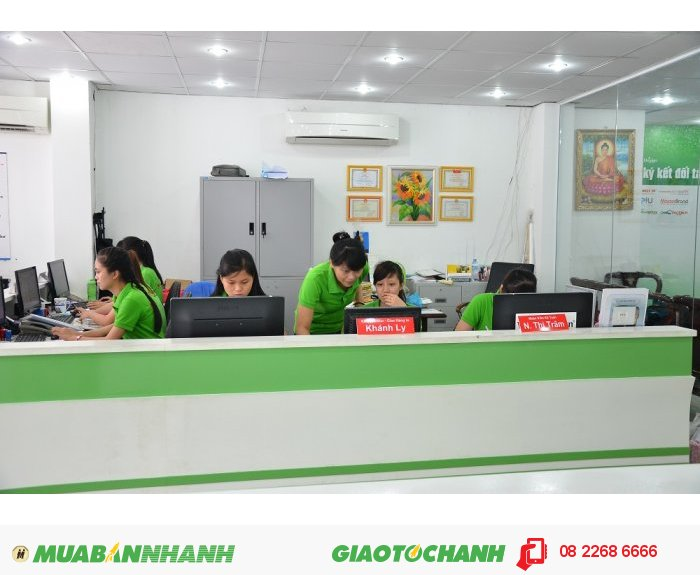 Trung tâm in ấn của In Kỹ Thuật Số