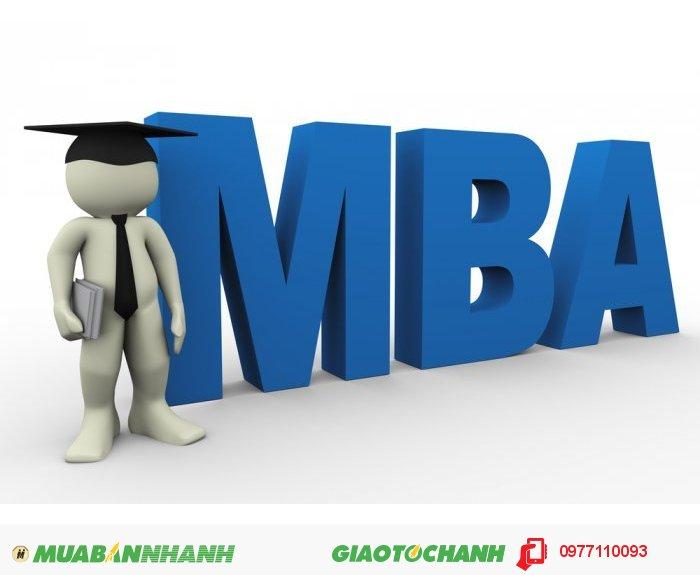 Tuyển sinh cao học Thạc sĩ Quản trị kinh doanh đợt 1 năm 2016 - Đại học Thành Tây