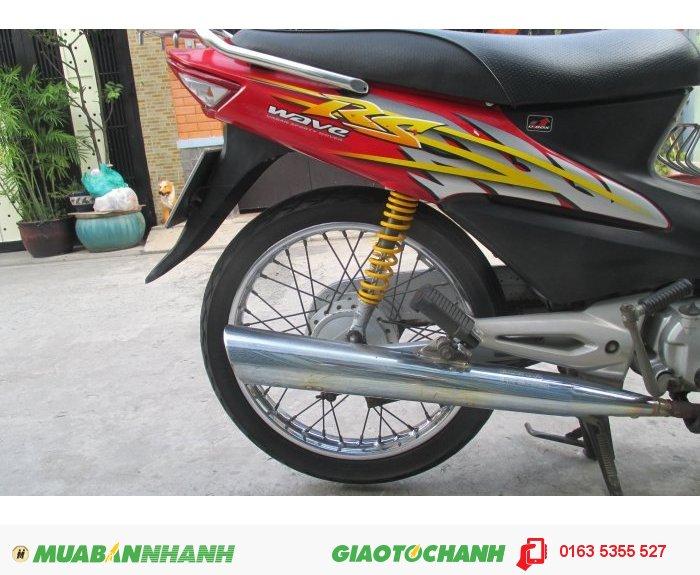 Honda Wave Rs 100 , Thắng Đĩa, Bstp - Huệ - MBN: 528 0335355527