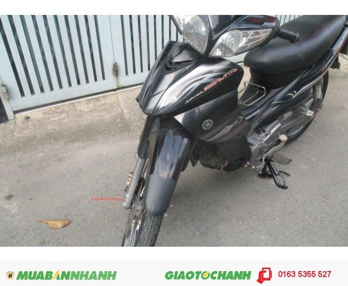 Yamaha Jupiter Gravita 208,màu đen,thắng đĩa