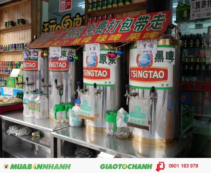 Bia Tsingtao chai 500ml, 12 chai3