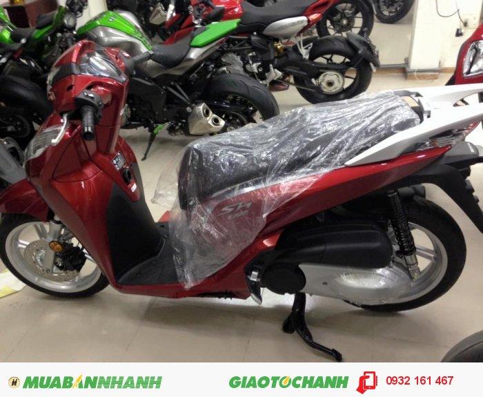 Sh300i màu đỏ 2016 ABS,giá giật mình cho ACE đón tết xe mới 100%