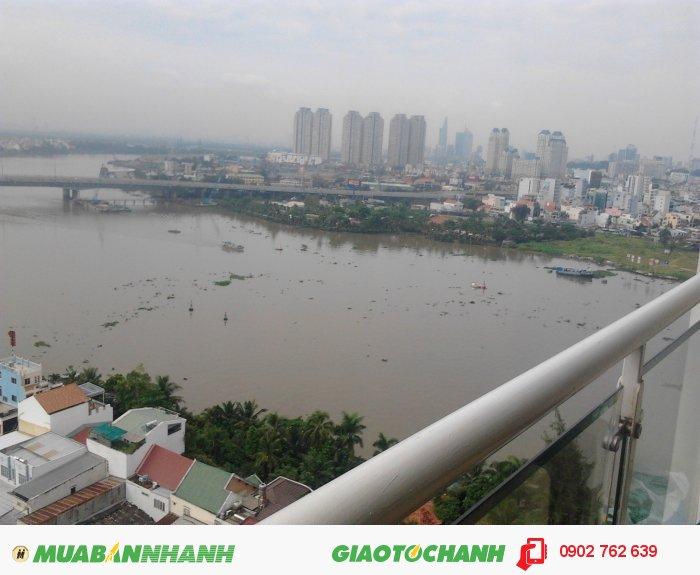 Bán gấp CH Hoàng Anh River View,138m2,tầng cao,view sông,giá 3 tỷ 7