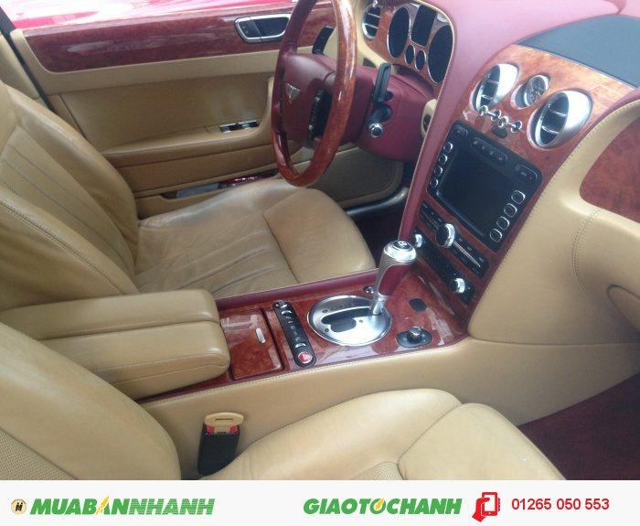 Bentley LS 460 Số tự động Động cơ Xăng