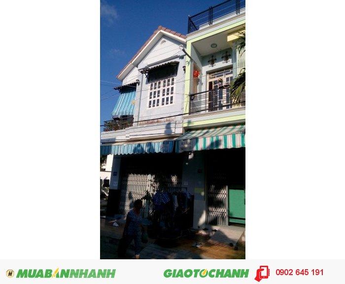 Bán nhà 1 trệt 1 lầu phường Mỹ Phước, TP Long Xuyên