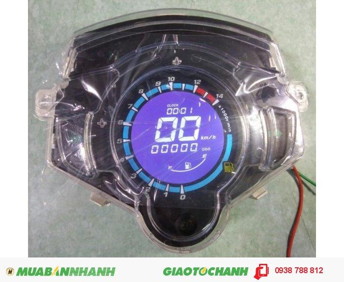 Đồng hồ điện tử LCD EXCITER 135cc 2011~1
