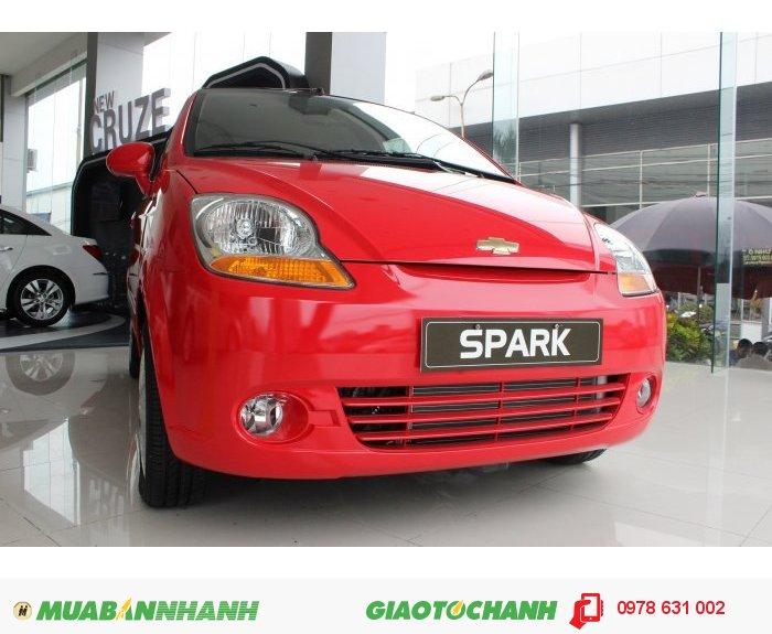 Cần bán xe Spark 2016   giá chỉ hơn 200 triệu đồng 2