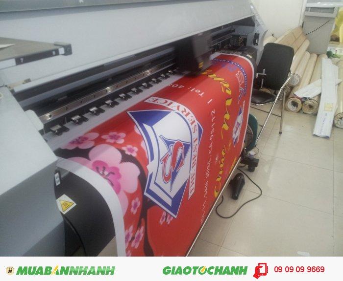 In silk cho chất lượng màu sắc đậm nét, bề mặt thành phẩm in mịn nhờ vào chất liệu silk mỏng, nhẹ, rủ, 1