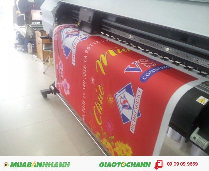 Bạn hoàn toàn có thể yên tâm về chất lượng thành phẩm in silk phông nền thực hiện từ In Kỹ Thuật Số, 5