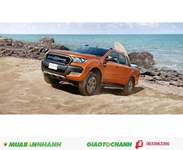 Ford Đồng Nai kinh doanh các dòng xe Ford All New Everest, New Focus, Ford Ranger 1