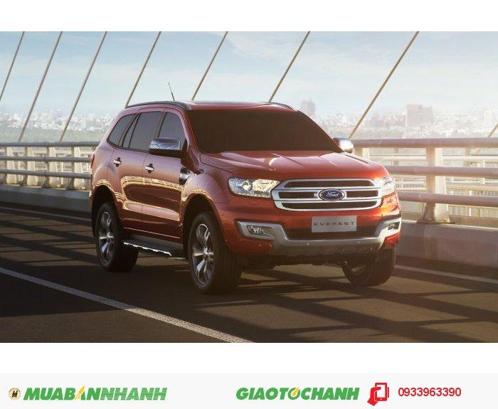 Ford Đồng Nai kinh doanh các dòng xe Ford All New Everest, New Focus, Ford Ranger 2