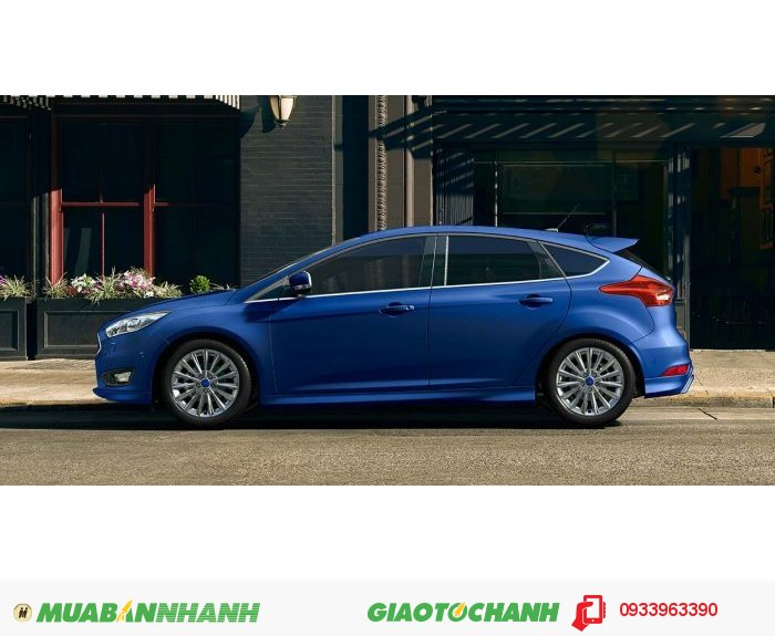 Bán xe Ford New Focus 1.5 Ecoboost AT 2016