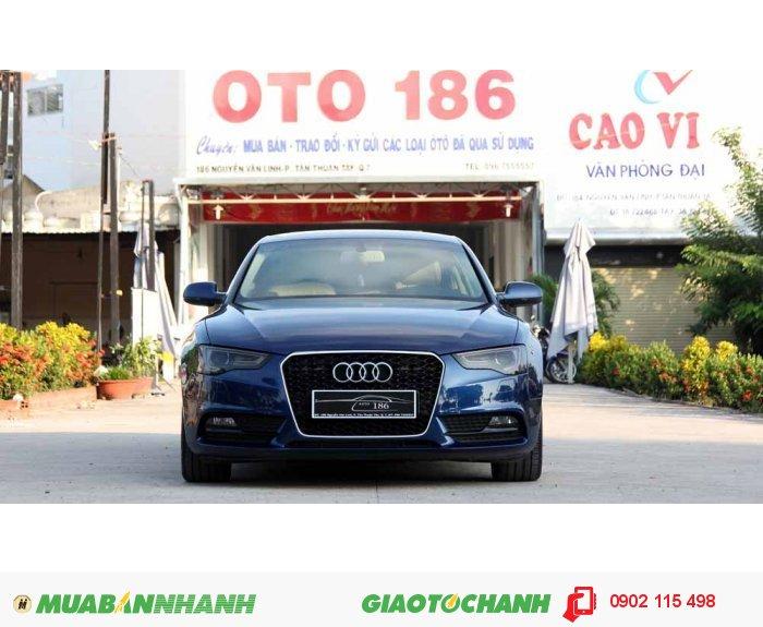 Audi A1 sản xuất năm 2012 Số tự động Động cơ Xăng