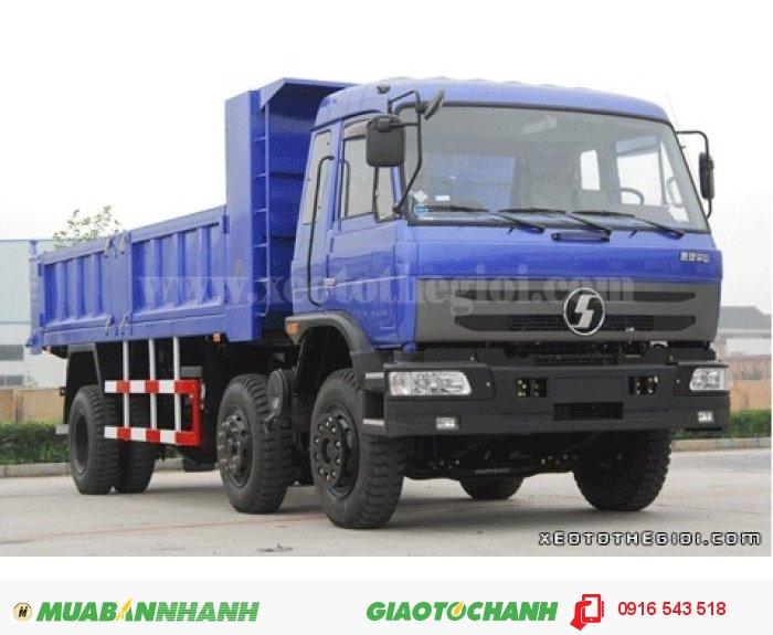 Xe ben SHACMAN 3 chân công nghệ ĐỨC,  với giá rẻ nhất và chất lượng dịch vụ tốt nhất 3