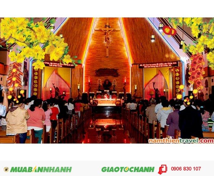 Tour Hành Hương Nhà Thờ Cha Diệp - Nhà Công Tử Bạc Liêu