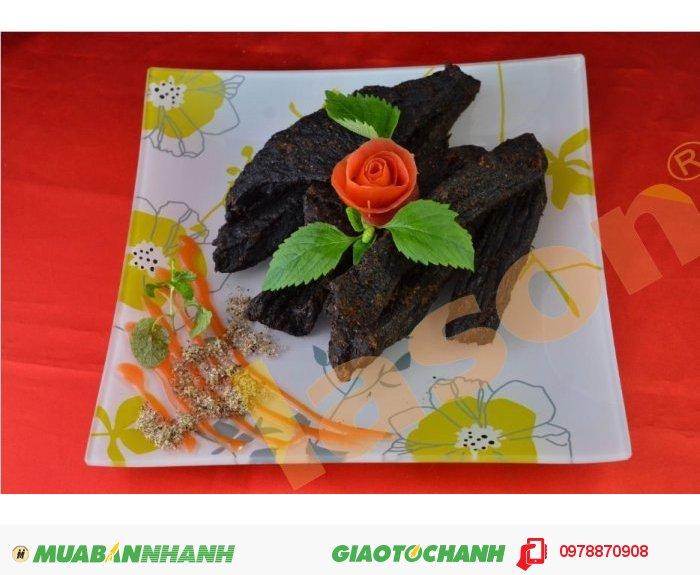 Cung cấp đặc sản thịt trâu gác bếp Tây Bắc tại Sài Gòn2