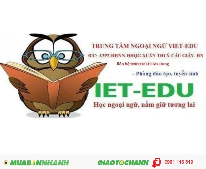 Khóa học tiếng nhật tốt nhất tại Hà Nội