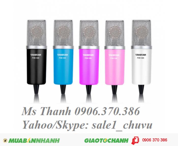 Là microphone condenser được thiết kế chuyên dụng cho hát karaoke online. Sản phẩm có độ nhạy cao, khả năng thu âm chính xác, chất lượng