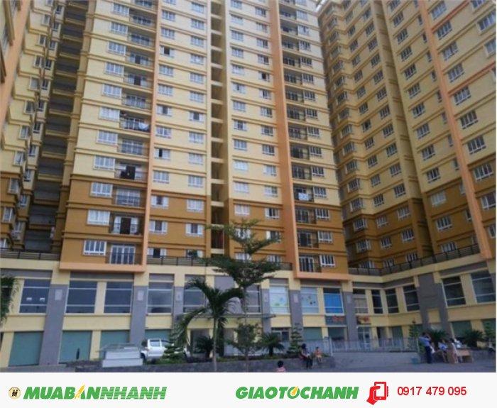 HOT. Bán căn hộ Petroland, quận 2. Dt 84m2, 2PN, Giá bán 1 tỷ nhân nhà ngay.