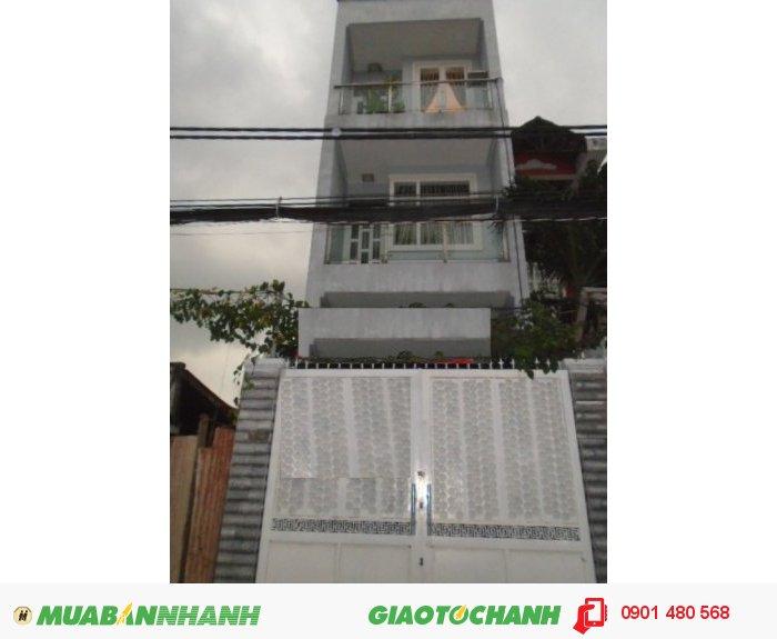Cần bán nhà Phạm Hữu Lầu, P. Phú Mỹ, Quận 7. DT 78.75m2