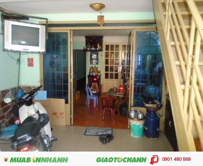 Cần tiền bán GẤP nhà MT Lâm Văn Bền, Phường Tân Thuận Tây, Quận 7. DT 84m2