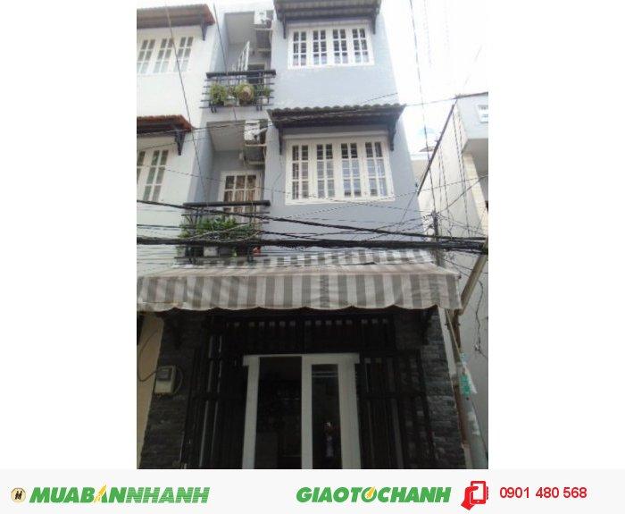 Bán nhà Trần Xuân Soạn, P. Tân Hưng, Quận 7. DT 22.2m2