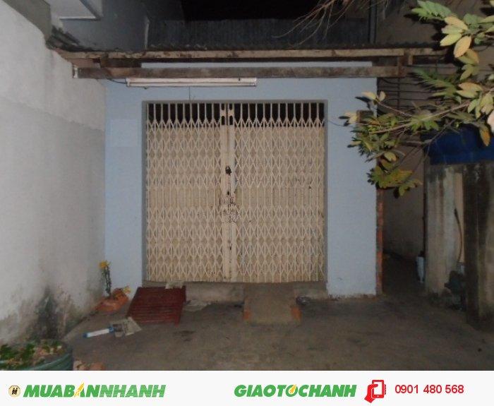 Cần tiền bán GẤP nhà Huỳnh Tấn Phát, P. Phú Mỹ, Quận 7. DT 60m2
