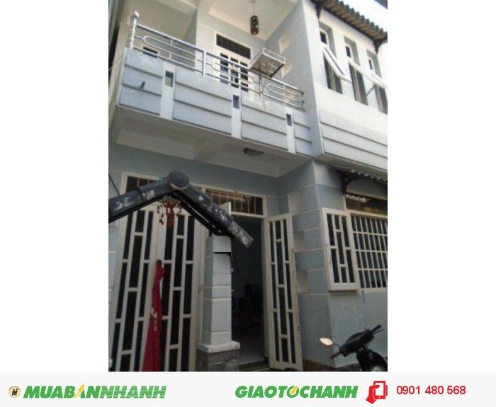 Công ty Á Châu bán nhà hẻm Huỳnh Tấn Phát, phường Tân Thuận Đông, Q7.