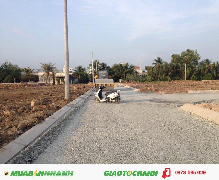 Đất nền Chợ Long Trường, Lã Xuân Oai-Nguyễn Duy Trinh Quận 9, DT 53m2.