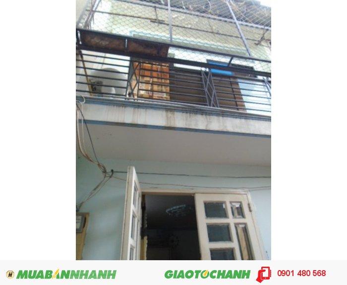 Cần tiền bán GẤP nhà Lê Văn Lương, P. Tân Kiểng, Quận 7. DT 4x16m