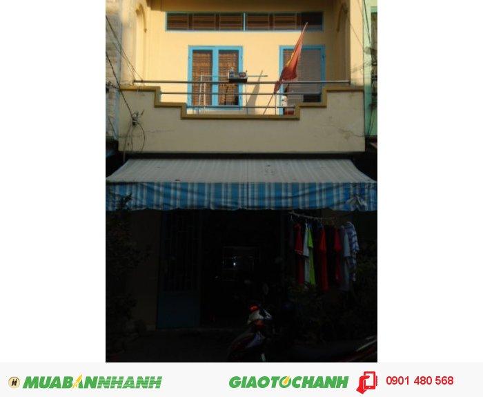 Bán GẤP nhà mặt tiền Đường số 9, P. Tân Phú, Q.7