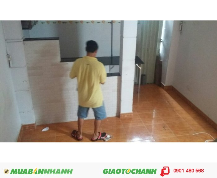 Bán nhà nhỏ hẻm cụt Phan Tây Hồ, Phường 7, Quận Phú Nhuận. DT 19.25m2