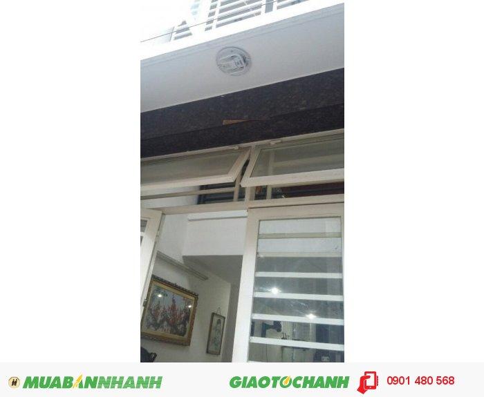 Bán nhà mặt tiền 4 tầng đường Huỳnh Văn Bánh 165.9m2