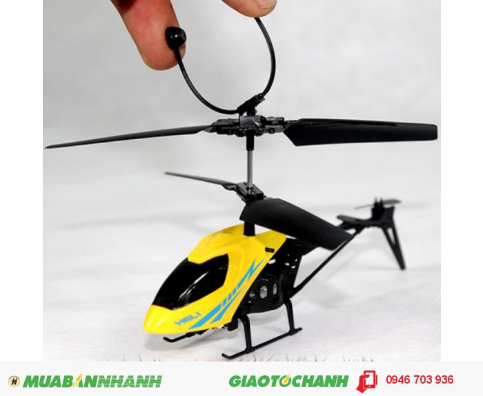 Máy bay điều khiển  Helicopter MJ-901